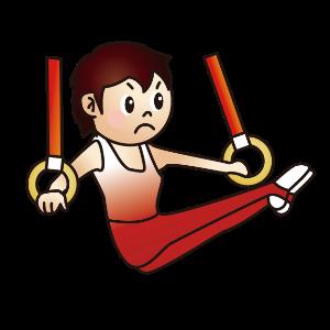 体操内村選手