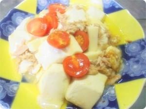塩豆腐のレシピ