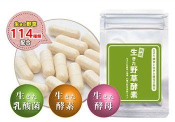 野草酵素サプリ
